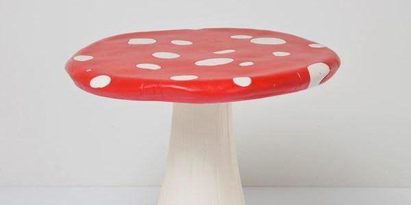 KARE DESIGN Stůl Mushroom - průměr 63 cm