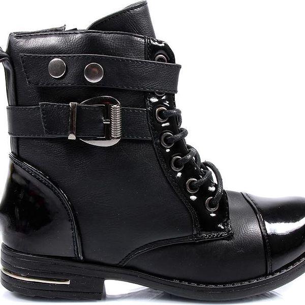 Nízké zimní boty 1006B 38