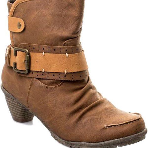 Kotníkové boty 8612-12Y.BR 41