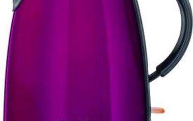 Rychlovarná konvice Severin WK 9733, fialová
