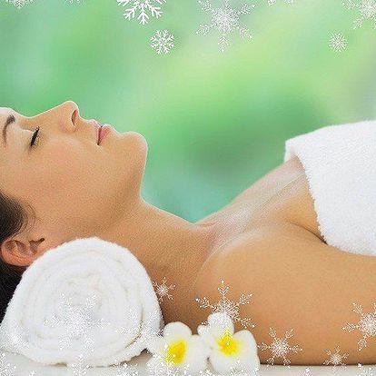 Hodinová masáž pro naprosté uvolnění