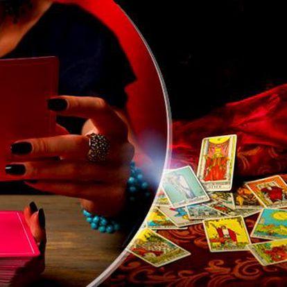 30 nebo 60min. výklad přítomnosti a budoucnosti Vašeho života od kartářky Olympie osobně či po telefonu!