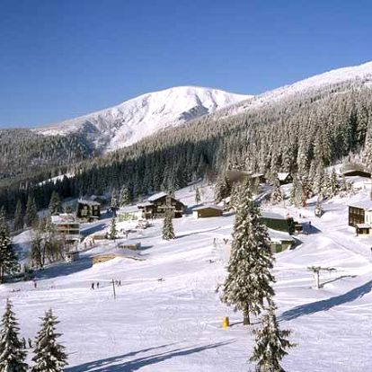 Zimní dovolená v Krkonoších za akční cenu!