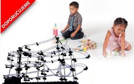 Stavebnice SPACERAIL level 1 jen za 259 Kč! Vhodné pro začátečníky, děti i dospělé. Skvělá zábava pro celou rodinu.