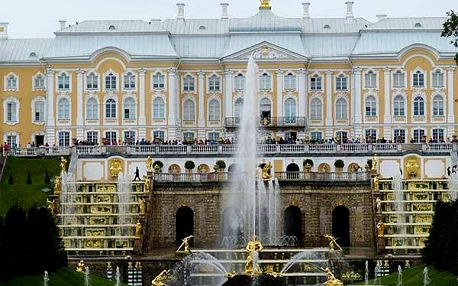 Jedinečný 6denní zájezd do Petrohradu s ubytováním