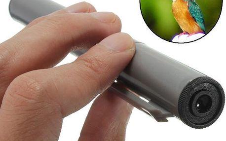 2v1 přenosný mikroskop a dalekohled