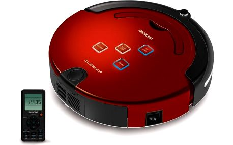 Robotický vysavač Sencor SVC 9020 RD