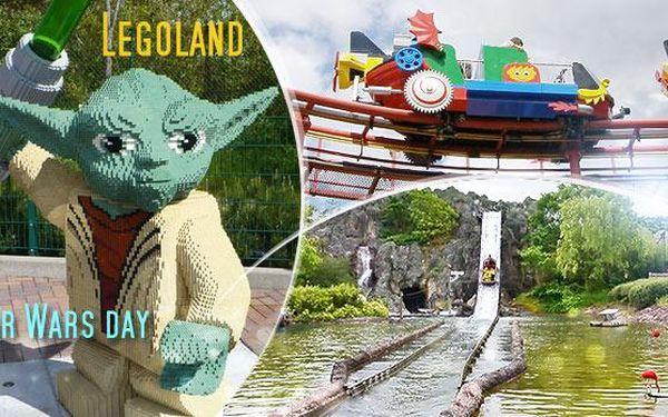 LEGOLAND - zájezd na Star Wars day do Německa pro 1 os.! 28.5.2016, odjezd z Prahy! Zábavní park pro malé i velké!