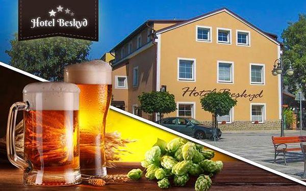 Beskydy: pivní lázně s plnou penzí