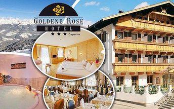 Lyžovačka v Dolomitech! Pobyt v nádherném horském hotelu na 4-8 dní pro 2 osoby s famózní polopenzí, neomezeným vstupem do SPA centra o rozloze 130m2, skibus zdarma, sleva na wellness a mnoho dalšího! Na lyžování v italských Dolomitech se nezapomíná! Takž