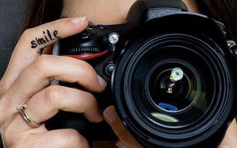 4hodinový kurz fotografování
