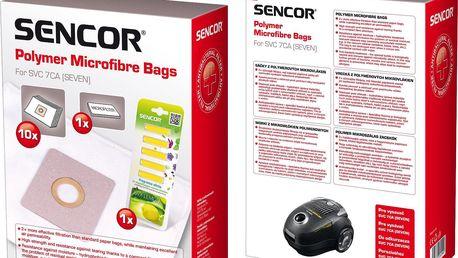 Sáček do vysavače Sencor Micro SVC7CA 10ks