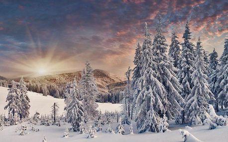 3denní pobyt nedaleko krkonošských ski areálů