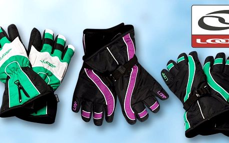 Lyžařské rukavice Loap