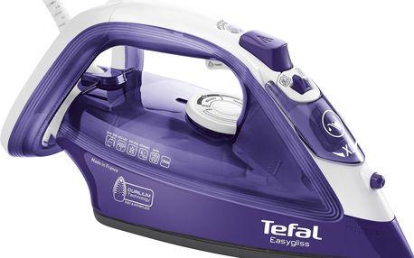 Napařovací žehlička Tefal FV3930, fialová