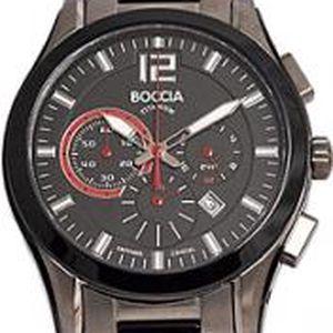 Boccia Titanium 3771-02 + pojištění hodinek, doprava ZDARMA, záruka 3 roky