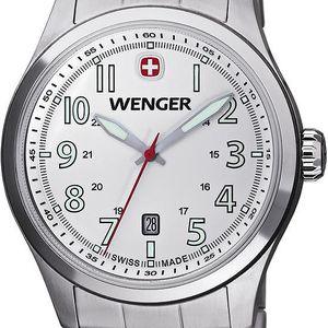 Wenger Terragraph 01.0541.107 + pojištění hodinek, doprava ZDARMA, záruka 3 roky