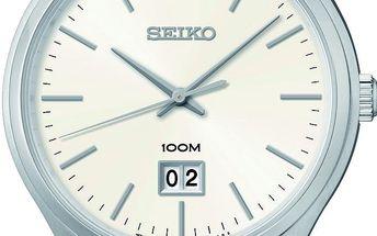 Seiko SUR019P1 + pojištění hodinek, doprava ZDARMA, záruka 3 roky