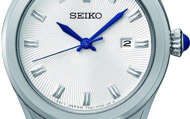 Seiko SXDF67P1 + pojištění hodinek, doprava ZDARMA, záruka 3 roky