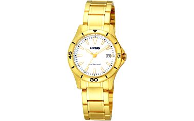 Lorus RJ268AX9 + pojištění hodinek, doprava ZDARMA, záruka 3 roky