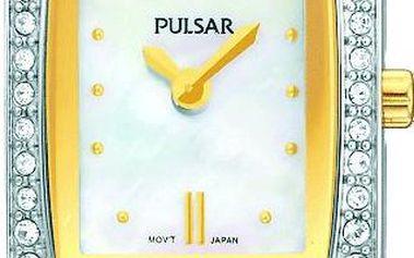 Pulsar PEGF77X1 + pojištění hodinek, doprava ZDARMA, záruka 3 roky
