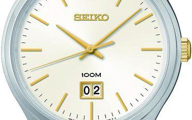 Seiko SUR025P1 + pojištění hodinek, doprava ZDARMA, záruka 3 roky