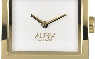 Alfex 5731.023 + pojištění hodinek, doprava ZDARMA, záruka 3 roky