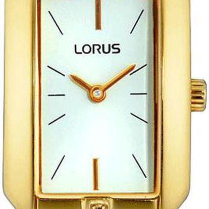 Lorus RRW42EX9 + pojištění hodinek, doprava ZDARMA, záruka 3 roky