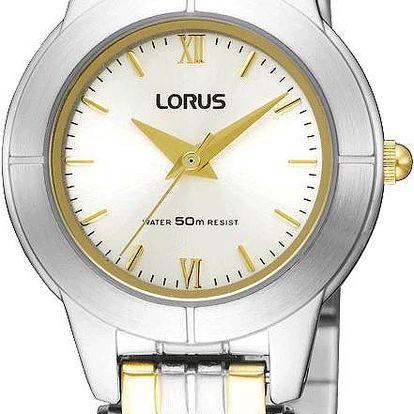 Lorus RRS25RX9 + pojištění hodinek, doprava ZDARMA, záruka 3 roky