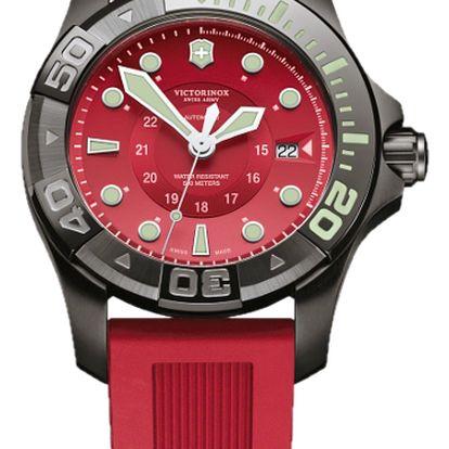 Victorinox Dive Master Mechanical 241577 + pojištění hodinek, doprava ZDARMA, záruka 3 roky