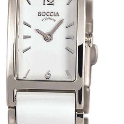 Boccia Titanium 3201-01 + pojištění hodinek, doprava ZDARMA, záruka 3 roky