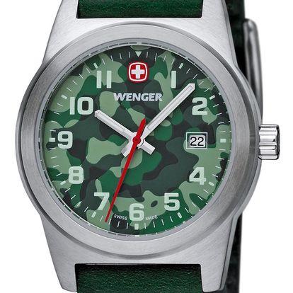Wenger Field Classic Color 01.0411.101 + pojištění hodinek, doprava ZDARMA, záruka 3 roky