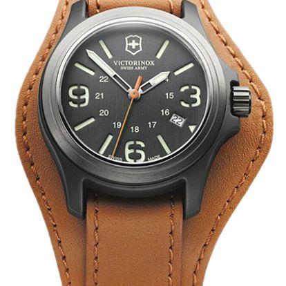Victorinox Original 241593 + pojištění hodinek, doprava ZDARMA, záruka 3 roky