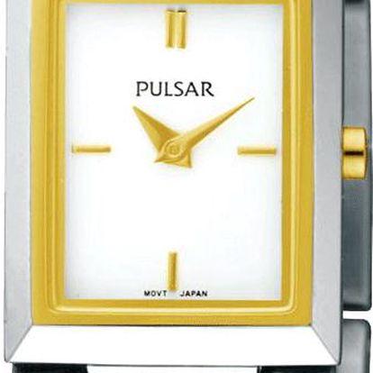 Pulsar PEGC82X1 + pojištění hodinek, doprava ZDARMA, záruka 3 roky