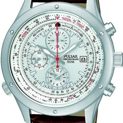 Pulsar PF8423X1 + pojištění hodinek, doprava ZDARMA, záruka 3 roky