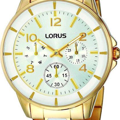Lorus RP654AX9 + pojištění hodinek, doprava ZDARMA, záruka 3 roky