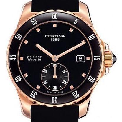 Certina C014.235.37.051.00 + pojištění hodinek, doprava ZDARMA, záruka 3 roky