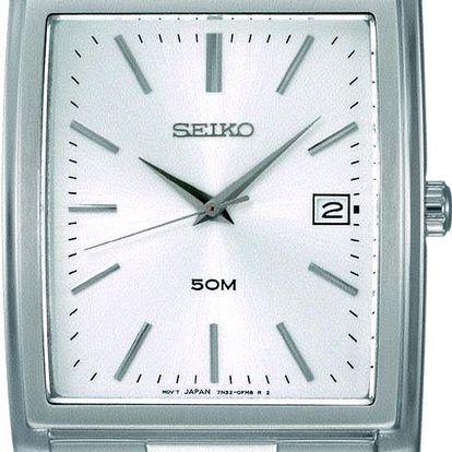 Seiko SKK681P1 + pojištění hodinek, doprava ZDARMA, záruka 3 roky