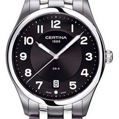Certina C022.410.11.050.00 + pojištění hodinek, doprava ZDARMA, záruka 3 roky