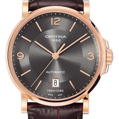 Certina C017.407.36.087.00 + pojištění hodinek, doprava ZDARMA, záruka 3 roky