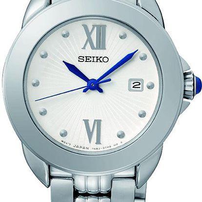 Seiko SXDF61P1 + pojištění hodinek, doprava ZDARMA, záruka 3 roky