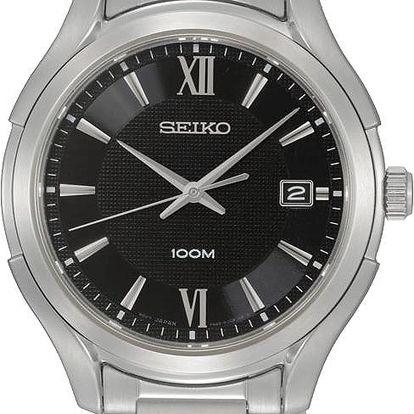 Seiko SGEF69P1 + pojištění hodinek, doprava ZDARMA, záruka 3 roky