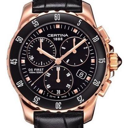 Certina C014.217.36.051.00 + pojištění hodinek, doprava ZDARMA, záruka 3 roky