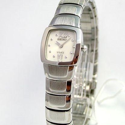 Seiko SUJ779P1 + pojištění hodinek, doprava ZDARMA, záruka 3 roky