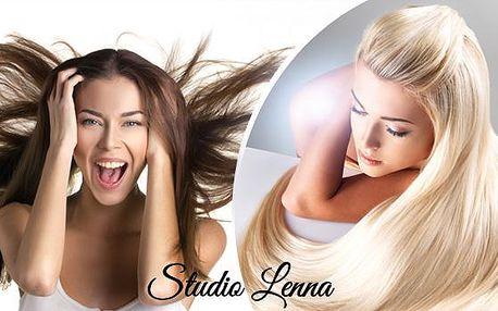 Botox či aplikace keratinu na křehké a narušené vlasy. Regenerace pro všechny délky vlasů v Brně.
