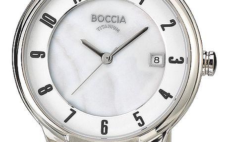 Boccia Titanium 3228-01 + pojištění hodinek, doprava ZDARMA, záruka 3 roky