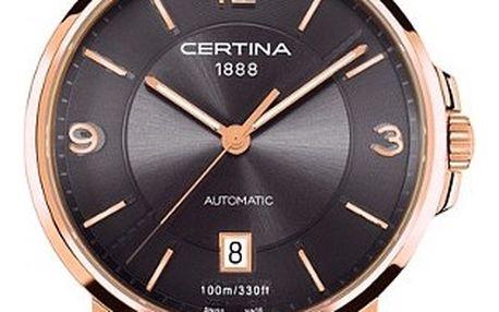 Certina C017.207.36.087.00 + pojištění hodinek, doprava ZDARMA, záruka 3 roky