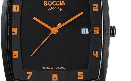 Boccia Titanium 3541-04 + pojištění hodinek, doprava ZDARMA, záruka 3 roky