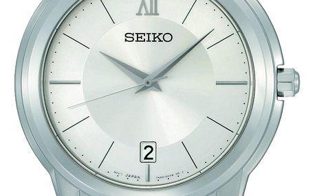 Seiko SGEF41P1 + pojištění hodinek, doprava ZDARMA, záruka 3 roky