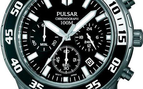 Pulsar PT3239X1 + pojištění hodinek, doprava ZDARMA, záruka 3 roky